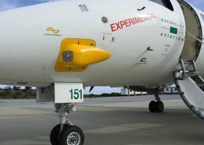 Embraer EMB120 Civil Aviation Missile Protection System (1)