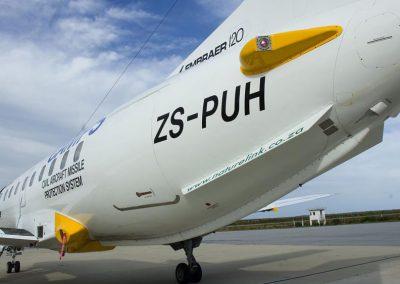 Embraer EMB120 Civil Aviation Missile Protection System (6)