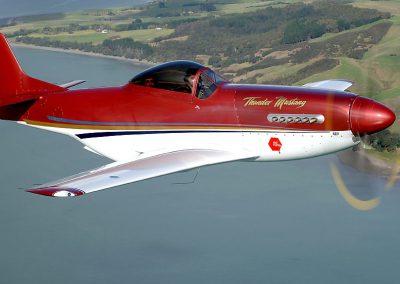 Kit Plane Building - Thunder Mustang